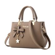 Handbag Shoulder Bag ,Amlaiworld Women Leather Handbag Shoulder Bag Messenger Satchel Shoulder Crossbody