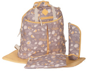 Freckles Changing Backpack with Accessories