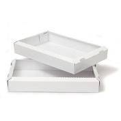 Decora 0320188 Baking Sheet, Baking Paper, White, 3 units