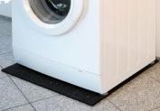 Washing Machine Anti Vibration Noise Reducing Rubber Mat 600 x 600 4.5mm