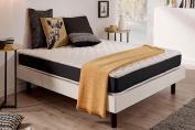 Foam Mattress ergolatex 100% Blue Latex® – naturalex 135 x 190 cm white