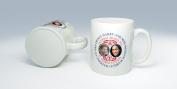 Prince Harry and Meghan Markle Royal Wedding Commemorative Ceramic Mug