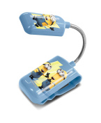 Minions 3 in 1 LED Bed Light, Blue/Yellow