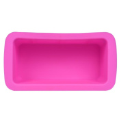 Winkey Cake Mould,Silicone Bread Loaf Cake Mould Non Stick Bakeware Baking Pan Oven Rectangle Mould