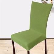 Bureze SOFO Solid Colour Stretch Elastic Chair Seat Cover