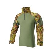 Defcon 5 Combat Shirt Lycra + Mesh Coyote Tan