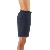 Vilebrequin Solid Long Cut Swim Shorts - Men - Navy - XS