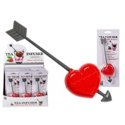 OOTB – Heart with Arrow Tea Infuser