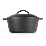 Westinghouse WFL545 Select Series Seasoned Cast Iron 4.7l Dutch Oven