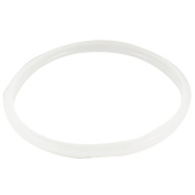 TOOGOO Seal Sealing ring for pressure cookers 22 cm inside diameter, white