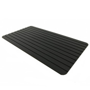 HUHU833 Hot Fast Defrosting Tray Kitchen The Safest Way to Defrost Meat Or Frozen Food