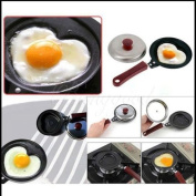 MiniInTheBox Heart Shaped Mini Non-stick Egg Frying Fried Pan Omelette Cooking Pan