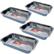 Stainless Steel Deep Roasting Baking Tray