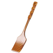 weimay Wooden Turner Long Handled 33cm