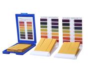 PH 1-14 Test Paper Litmus Strips Tester, Test Paper Strips Water Litmus Testing Kits 80pcs X 3