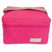 iTemer Fashion Thermal Insulated Picnic Lunch Bag Tote Storage Cooler Bag for Camping,Shopping, Gym,Travel, Picnic