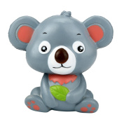 MORWIND 1PC Squishy Kawaii Cute Bear Jumbo Slow Rising Squeeze Toy Collection Cure Gift/Charm Decoration/Gift