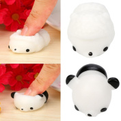 MORWIND Jumbo Cute Panda Kawaii Cream Scented Squishies Very Slow Rising Kids Toys Doll Gift Fun Collection Stress Relief Toy Hop Props, Decorative Props Large