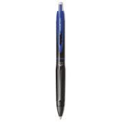 307 Retractable Gel Pen .5mm-Micro Blue