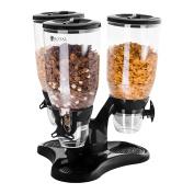 Royal Catering - RCCS-9L/3 - Cereal Dispenser - Triple - 9 Litres