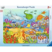 Ravensburger Puzzle 06149 Fun Sea Creatures