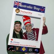 Instagram Photo Selfie Frame Australia Day Party Personalised Prop