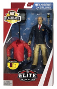 WWE Mattel Elite Collection Flashback Series Action Figure Mean Gene Okerlund