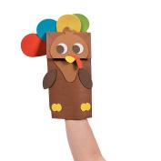 Paper Bag Turkey Puppet Craft Kit