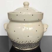Bunzlauer Keramik Ceramic Pot Insert Rum Pot Multi-Purpose Pot 3 L 1185