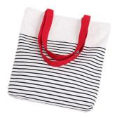 Skeyeye Simply Stripe Teen Girls Shoulder Bags Canvas Handbag
