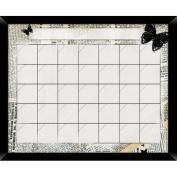 PTM Images News Calendar/Planner Dry Erase Board