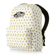 Vans Peanuts Realm Backpack Casual Daypack, 42 cm, 22 Litres, Woodstock