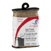 Helping Hand Jute Twine with Cutting Blade, 1.0 CT