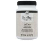 Plaid Folkart Pickling Wash 240ml Cottage White