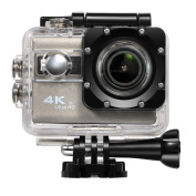 GuoEY® Action Camera 4k Waterproof Sports Camer Wifi 170 Degree Wide Viewing Angle 60fps 20mp HD Outdoor Diving Cross Country Skiing Camera