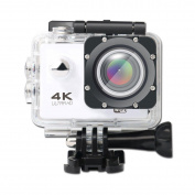 GuoEY® 4K Ultra-High-Definition Sports Camera 5.1cm 170 Degrees Ultra Wide-Angle Lens 30M / 95Ft Waterproof Sports Action Camera Outdoor Extreme Sports Off-Road Diving Ski And Other Full Set Of Action Cam