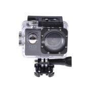 Huayang Full HD 1080P Waterproof 30m Sports Action Camera 5.1cm LCD Video Recorder Accessories Kit