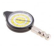 Homyl Odometer Multifunction Compass Curvometer With Rangefinder Map Odometer LX-3
