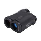 Golf Rangefinder-Monocular Binoculars-Rangefinder for Hunting and Golf-Distance Metre Handheld Telescope 656 Yards(Black) By Teepao
