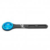K-Edge Wahoo Splayd Combo Mount - for integrated carbon bar / stem, Black