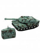 RC Mini Tank 1:24 With Lights Sound Remote Controlled Children Battle Tank HTUK®