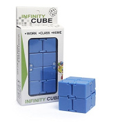 Infinity Cube Fidget Toy Rubik's Cube Stress Anxiety Reducer Educational Toys for Adults & Kids