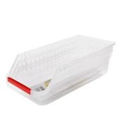 Uminilife Refrigerator Freezer Storage Container Box Kitchen Storage Organiser