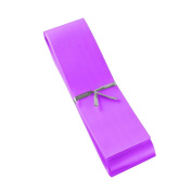 50mm PP Pull Bows and Ribbon! Florist PullBow Pew Poly PP Large Pompom [Purple, 10m Ribbon Length]