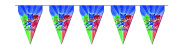 PJ Masks Flag Bunting With 9 Flags 300cm
