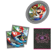 Super Mario Plates & Napkins + Complimentary Loot Bags