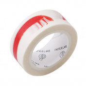 Gluckliy Fox Animal Washi Tape Decorative Masking Tape Adhesive Tape Scrapbooking Sticker Paper DIYCraft Gift