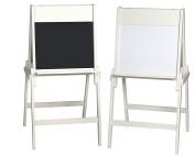 Giftmark Children's Easel with Blackboard & Dry Erase Board Kids Furniture