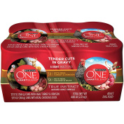Purina ONE SmartBlend Wet Dog Food Variety Pack - (6) 380ml Cans