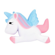 Squishy Toys Slow Rising Kawaii Unicorn Cartoon Doll Cream Scented Decompression Stress Relief Toys by LMMVP